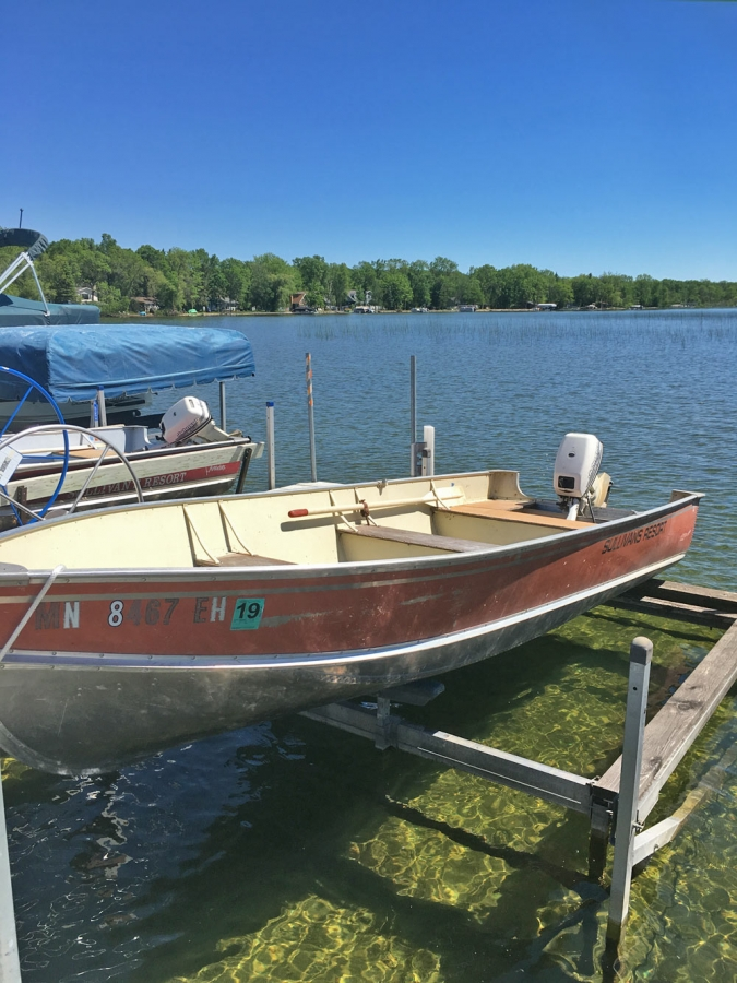 brainerd mn boat rentals on north long lake sullivan 39 s