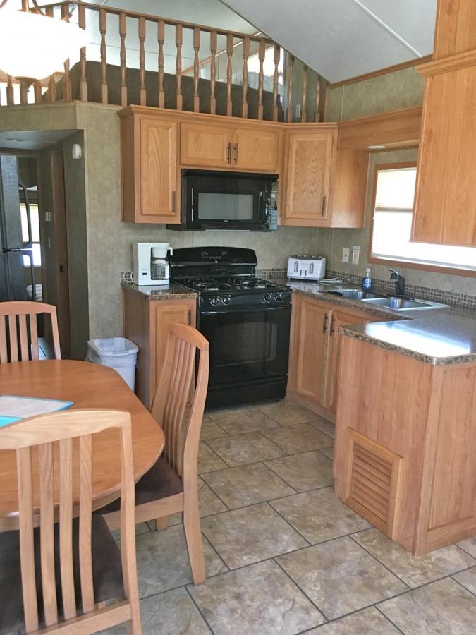 Brainerd Resort & Campground - Lakeside Cabin Rentals in the